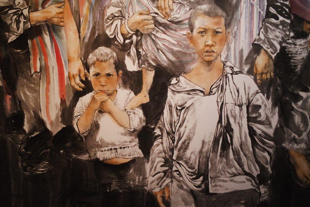 獨龍人家',石秀姸, 2015년