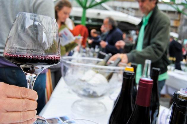 2011년 런던에서 내추럴 와인 페어가 처음 열렸다. 이것은 이후 RAW 페어와 리얼 와인 페어로 갈라졌다. 사진 제공: 디캔터