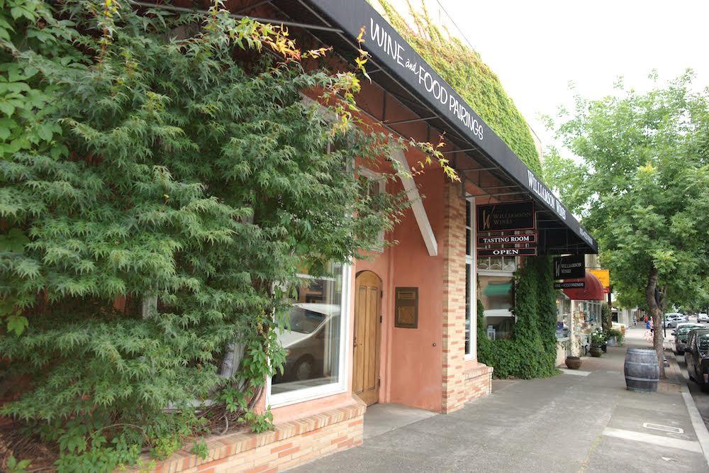 [사진 13 – Willison Wine Tasting Room, Healdsburg]